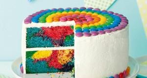 The Ultimate Bubblegum Birthday Cake