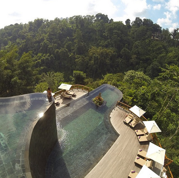 Hanging Gardens Ubud Hotel, Bali