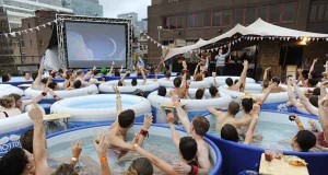 Hot Tub Cinema, London