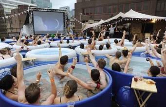 Hot Tub Cinema, London