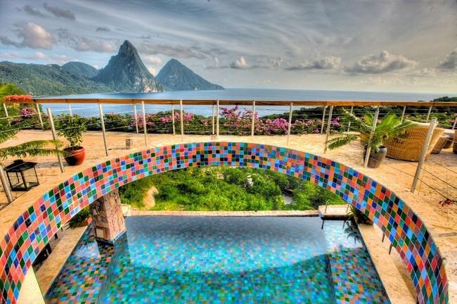 Jade Mountain, St. Lucia