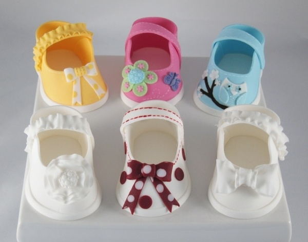 Adorable Baby Shoes