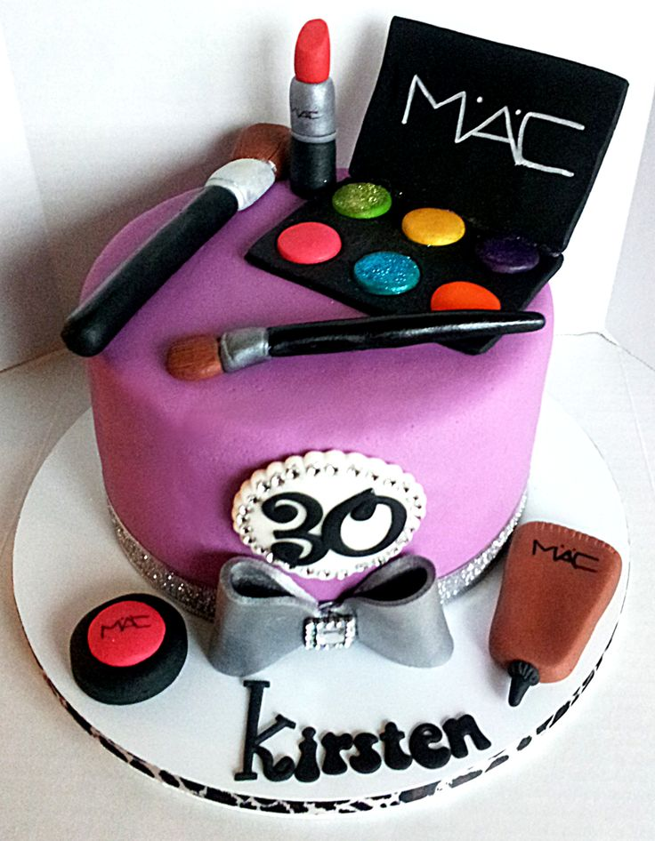 Amazing Makeup Cake Ideas - Page 3 of 21