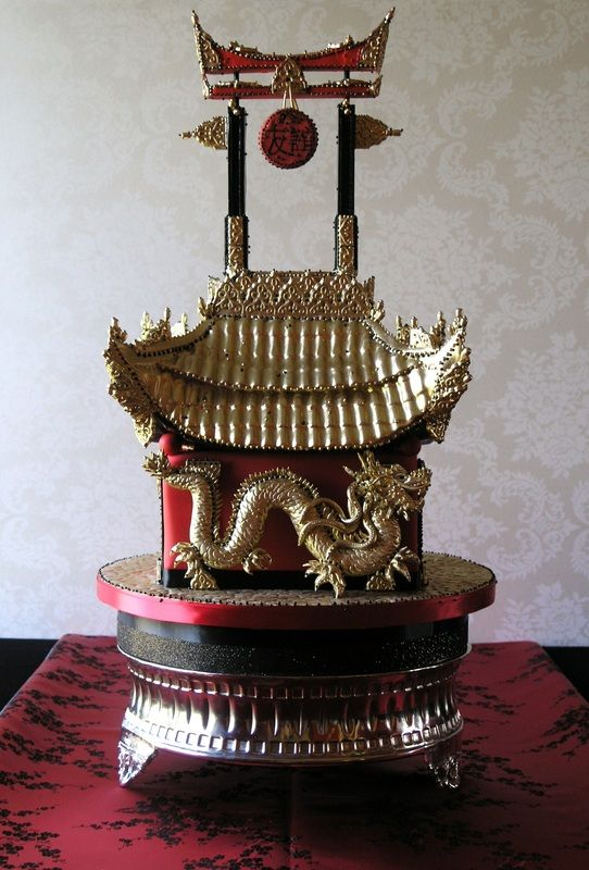 Amazing Chinese Style Cakes Page 7 Of 20