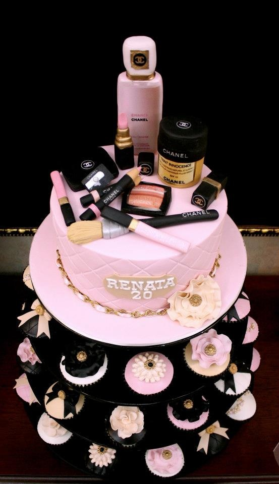 Amazing Makeup Cake Ideas Page 6 of 21