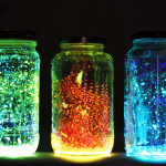 DIY Super Cool Glow in the Dark Jars
