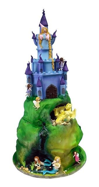 Fairy-Tale Cake