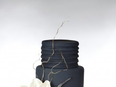 Georges Chakra's Dress Inspired Cake