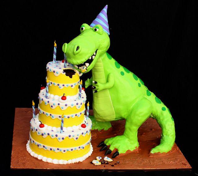 Hungry Dino