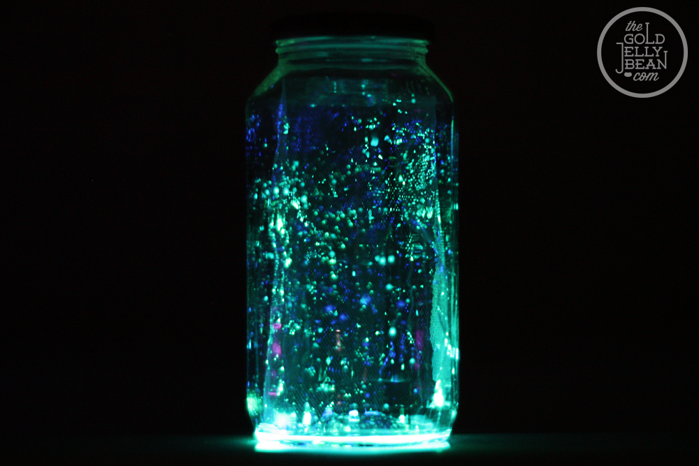 super cool diy glow in the dark jars page 8 of 8
