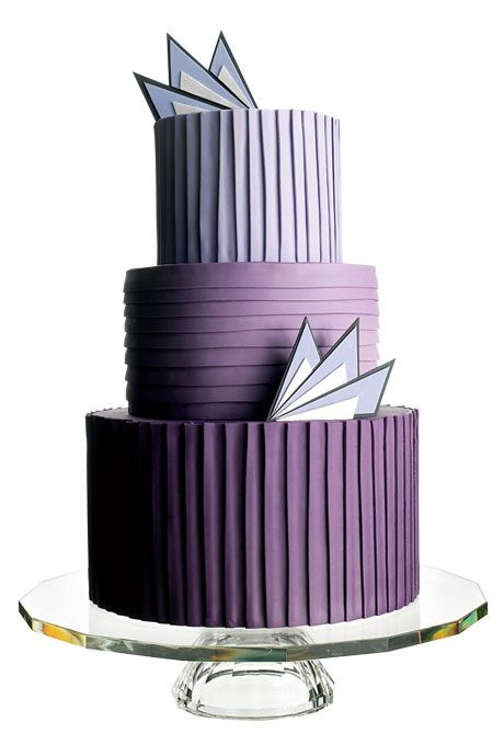 Art Deco Inspired Wedding Cake : Lovely to Look At but So Hurting To Eat - Page 3 of 40