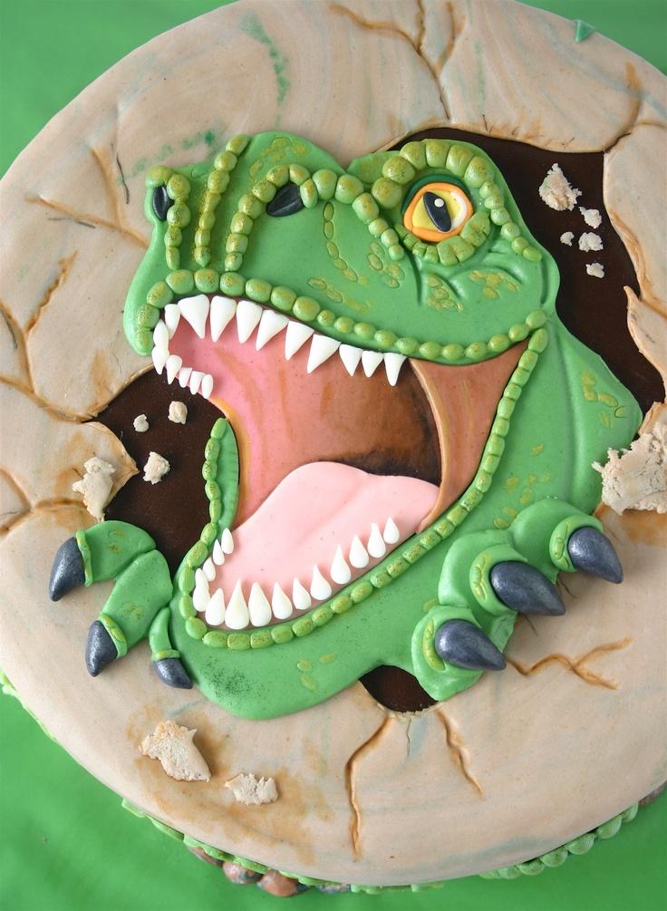 Really gruesome Dino!