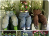 Recycling Jeans Into Cute and Quirky Planters