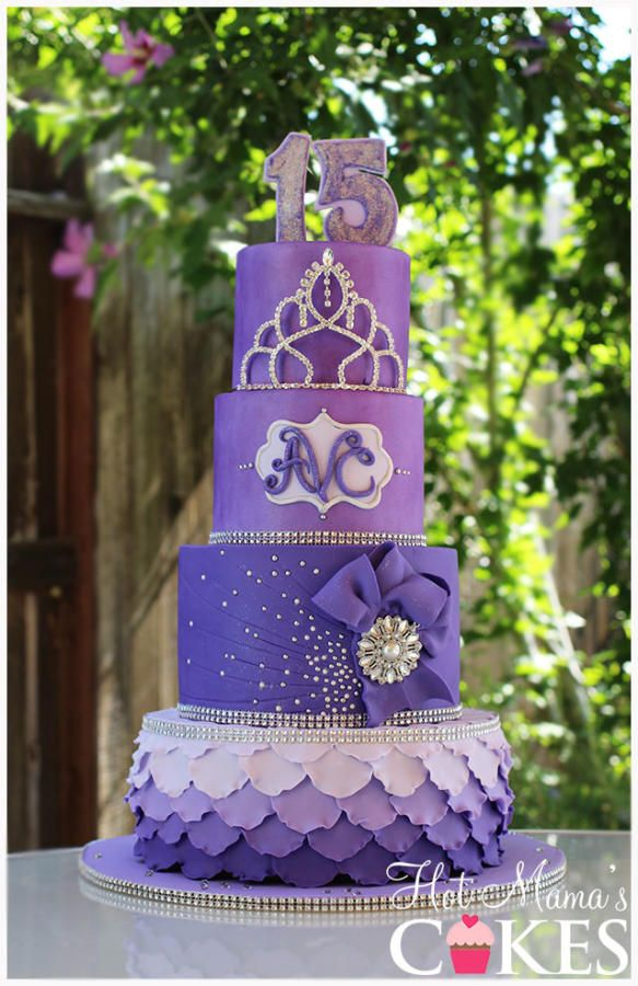 Top 30 Amazing Cakes With Tiaras Page 28 Of 30