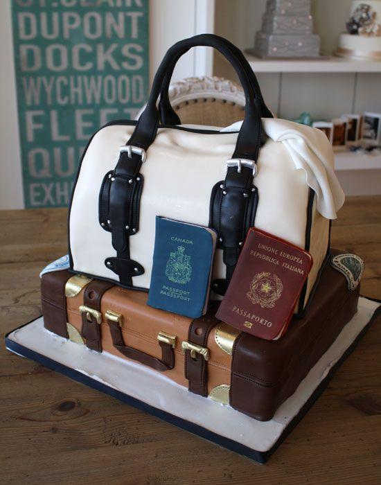 20 Fantastic Handbagpurse Cakes For Fashionistas Page 19 Of 26