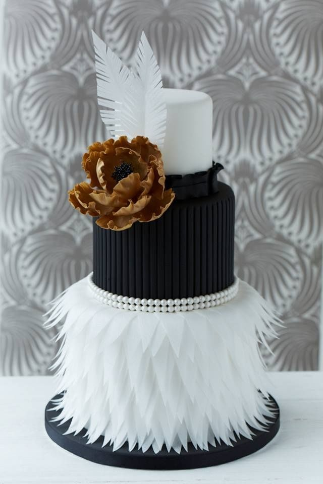 Super Cool And Stunning Black Cakes Page 7 Of 37