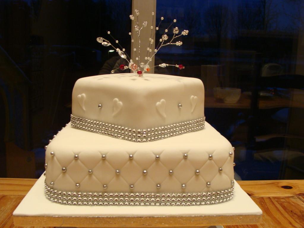 Diamond Wedding Anniversary Cake Recipes