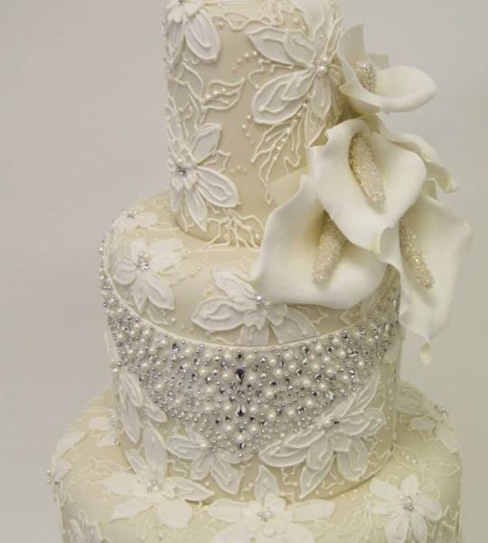 Top 20 Beautiful Cakes With Wonderful Laces Page 13 Of 20