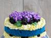 How To Make A Blue Velvet Naked Cake