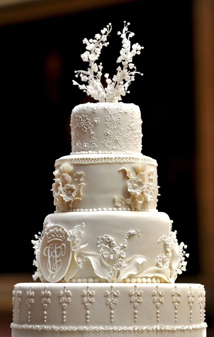 Selfridges Wedding Cakes