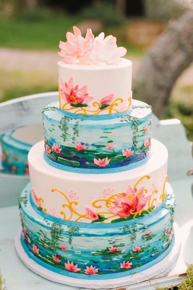 Top 15 Prettiest Wedding Cakes Page 15 Of 15
